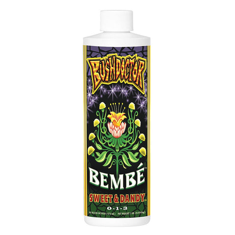 Foxfarm Bush Doctor Bembe, 1 Pint - Sweetener - Rogue Hydro