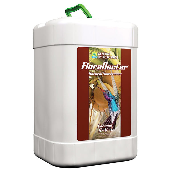 General Hydroponics FloraNectar Coconut, 6 Gallons - Sweetener - Rogue Hydro - 1