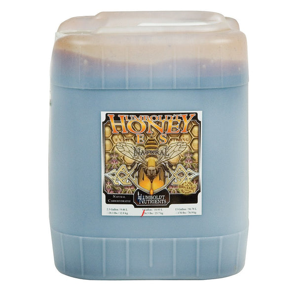 Humboldt Nutrients Honey Organic ES, 5 Gallons - Sweetener - Rogue Hydro
