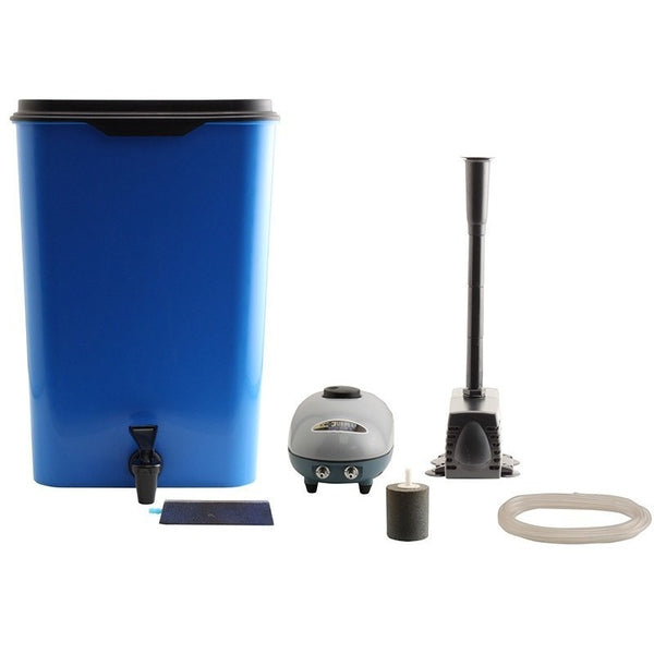 Flo-n-Gro Flo-n-Brew - Compost Tea Brewing System - Tea Brewer - Rogue Hydro - 3