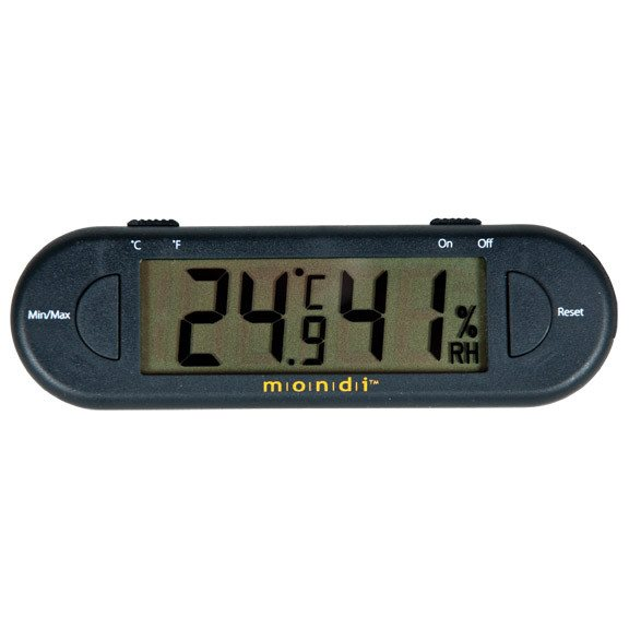 Mondi Mini Greenhouse Thermo-Hygrometer - Thermometer - Rogue Hydro