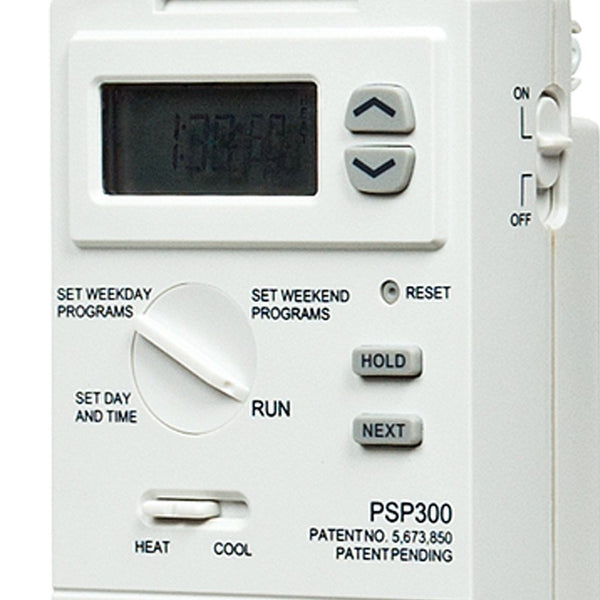 LuxPro Programmable Outlet Thermostat - Thermostat - Rogue Hydro - 4