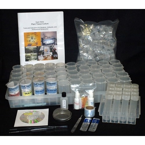 Tissue Cloning - PlantTC Tissue Culture Microclone Kit