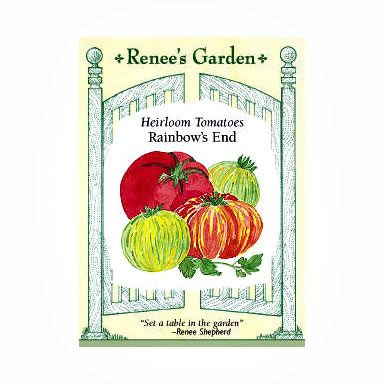 Renee's Garden Heirloom Tomatoes - Rainbow's End - Tomatoes - Rogue Hydro - 1