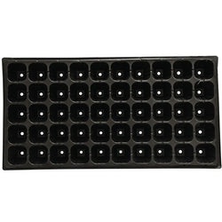 "Grow1 10"" x 20"" Seedling Tray Insert - 50 Cell"