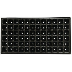 "Grow1 10"" x 20"" Seedling Tray Insert - 72 Cell - Tray Inserts - Rogue Hydro"