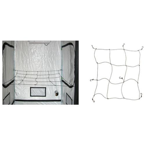 Secret Jardin WebIt 120 Trellis Netting 4x4 5x5 - Trellis - Rogue Hydro - 1