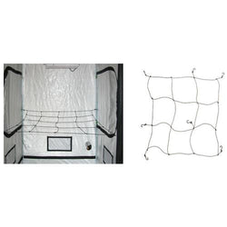 Secret Jardin WebIt 60 Trellis Netting 2x2 3x3 - Trellis - Rogue Hydro - 1