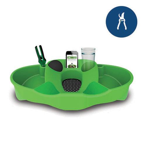 TrimStation Basic Package Green - Trimming Tray - Rogue Hydro - 1