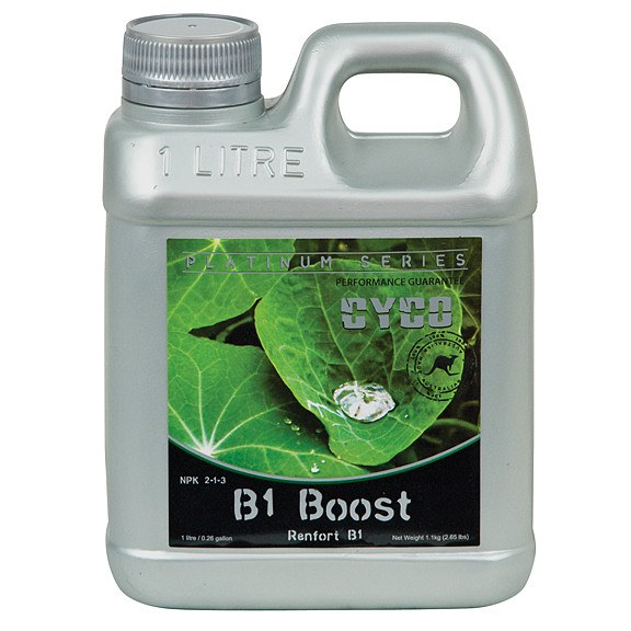 Cyco B1 Boost, 1 Liter - Vitamin Supplement - Rogue Hydro - 1