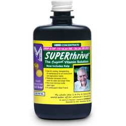 SUPERthrive - The Original Vitamin Solution Liquid 2 Ounces - Vitamin Supplement - Rogue Hydro - 1