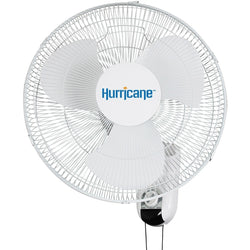 Hurricane Classic 16 inch Wall Mount Fan - Wall Fan - Rogue Hydro - 1