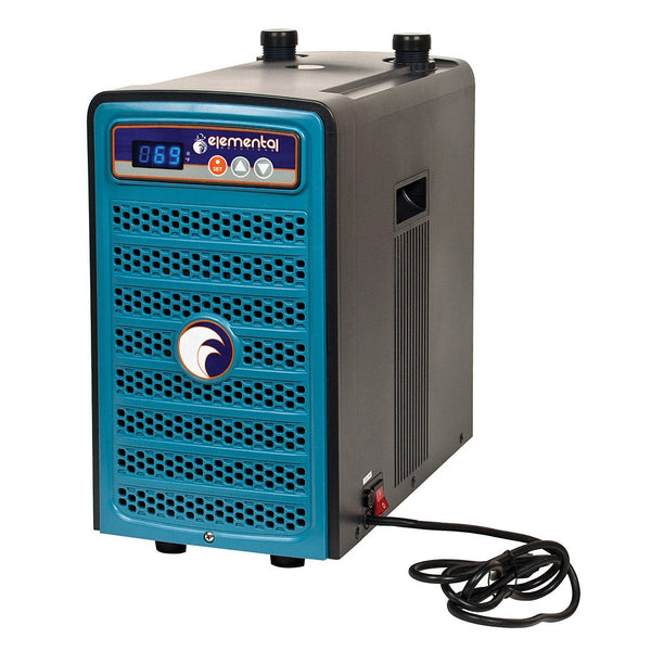 Elemental H2O Chiller, 1/10 HP - Water Chiller - Rogue Hydro - 1