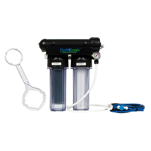Hydro-Logic Stealth KDF Reverse Osmosis 100 System - Water Filter - Rogue Hydro