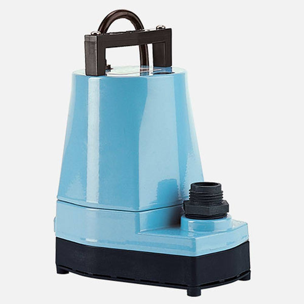 Little Giant Submersible Hydroponic Pump, 1200 gph - Water Pump - Rogue Hydro - 2
