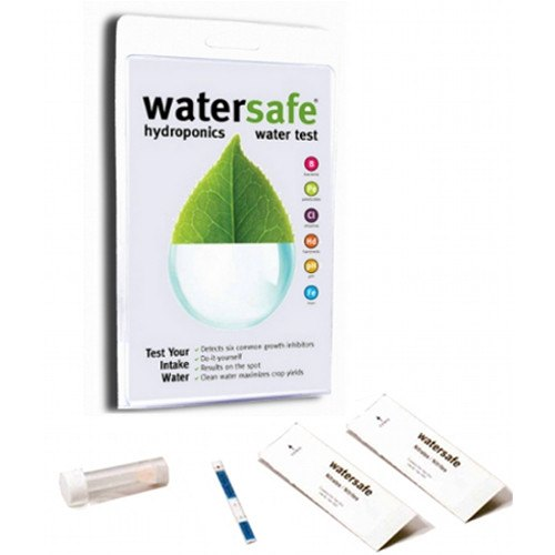 Watersafe Hydroponics Water Test Kit - Water Quality Test - Rogue Hydro - 1
