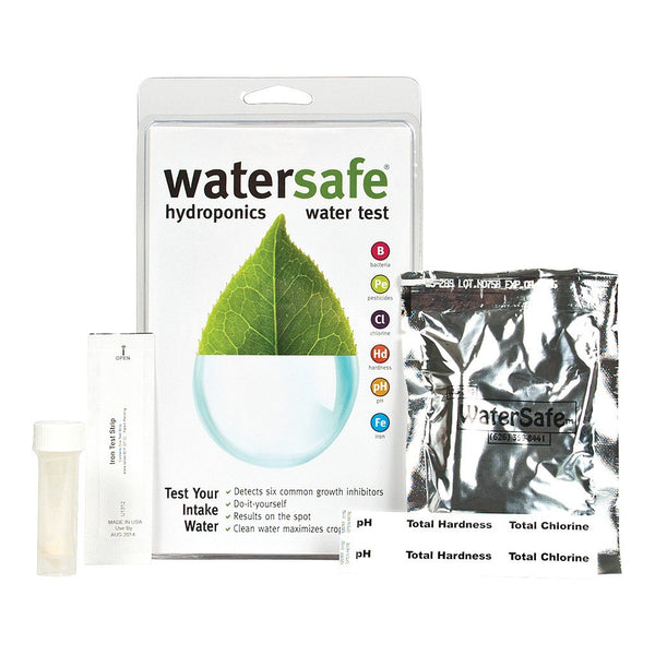 Watersafe Hydroponics Water Test Kit - Water Quality Test - Rogue Hydro - 4