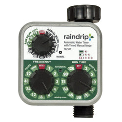 Raindrip Set-n-Flow Automatic Water Timer - Water Timer - Rogue Hydro - 1