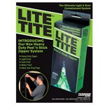 Lite Tite Tarp Zip Up Grow Tent Zipper - Zipper - Rogue Hydro - 3