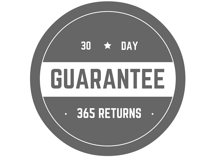 [Rogue Hydro] 30 Day Guarantee / 365 Returns
