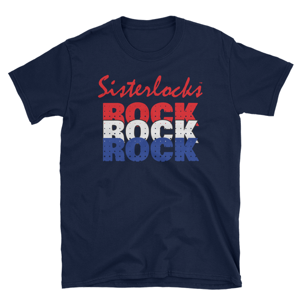 "Sisterlocks ""ROCK"" - Soft Style T-Shirt"