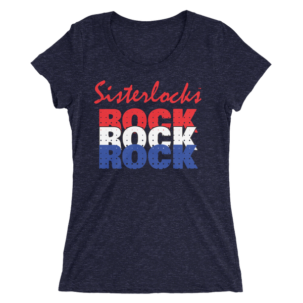 "Sisterlocks ""ROCK"" - [Fitted] - Blue *"