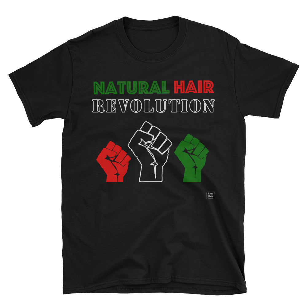 Natural Hair Revolution - Unisex T-shirt