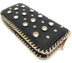 Ultra Luxe Chain Wallet