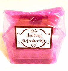 Handbag Refresher Kit Pink