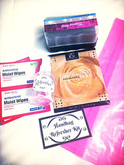 Handbag Refresher Kit Contents