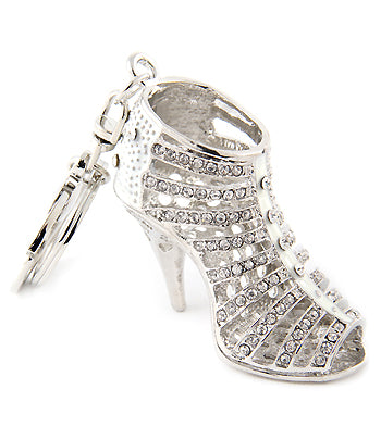 bling strappy bootie