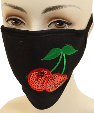very cherry mask manequin