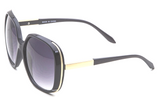 boss lady sunglasses in lacquer