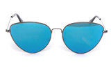 blue kitten aviators