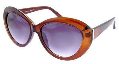 Naomi sunglasses in honey
