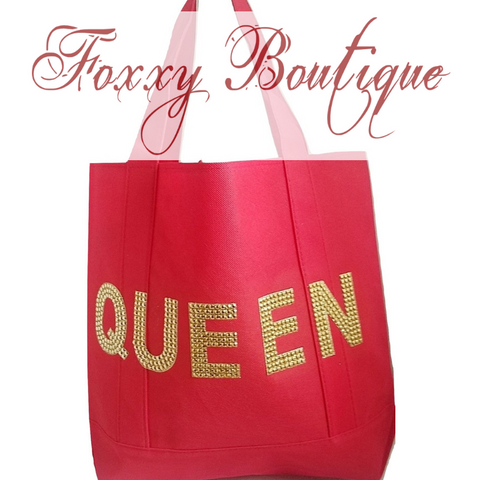 Queen Glam Tote