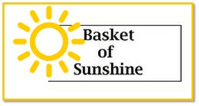 basket of sunshine label