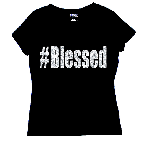 #blessed tee