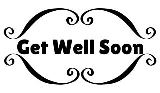 Get well soon kit
