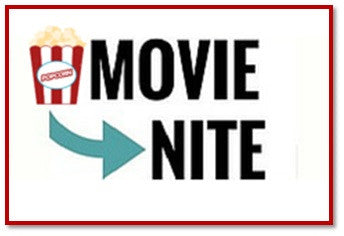 movie nite box label