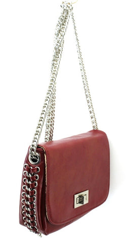 cross body burgundy 2