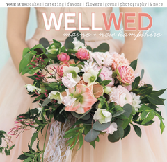 Featued in Well Wed Magazine | Custom Bow Tie