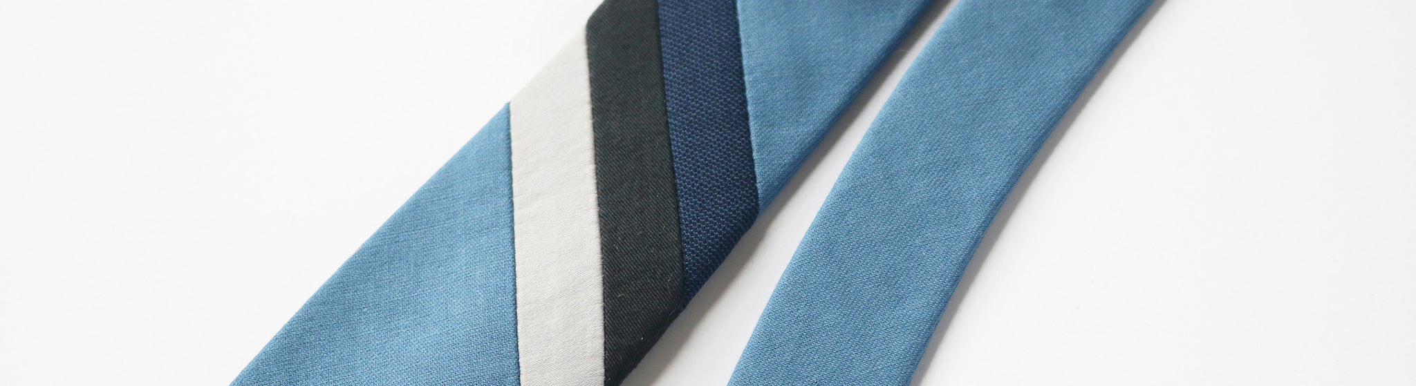 MIZU brand Necktie Collection Banner