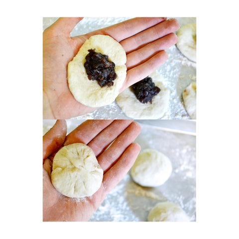 MIZU RECIPE ANPAN RED BEAN PASTE HOW TO