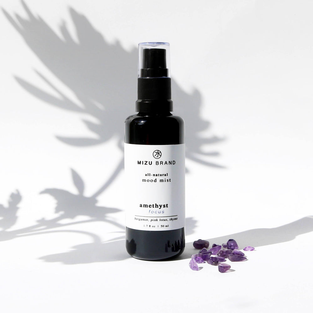 Amethyst Aromatherapy  Room Mist for Focus Mind