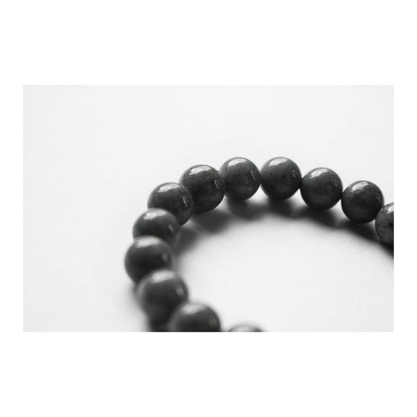 mountain jade stretch bracelet