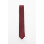 POTALA RED COTTON NECKTIE FULL