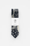 Saga Necktie in african cotton wholesale packaging