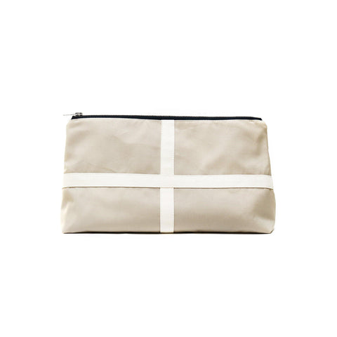 COTTON TWILL TRAVEL BAG THUMBNAIL