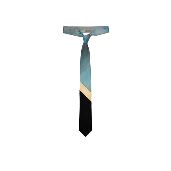Assemblage Necktie in Gough